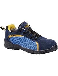 Paredes SP5013AZ48Rubidio–Zapatos de seguridad S1P talla 48AZUL