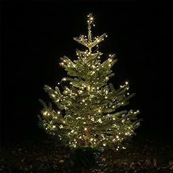 led lichterkette gro ledlk600 60 meter 600 leds f r weihnachtsbaum weihnachts baum. Black Bedroom Furniture Sets. Home Design Ideas