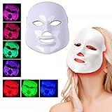 ZRYstore 7 couleur LED masque photon lumière peau rajeunissement...