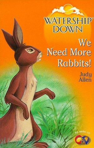 We need more rabbits!