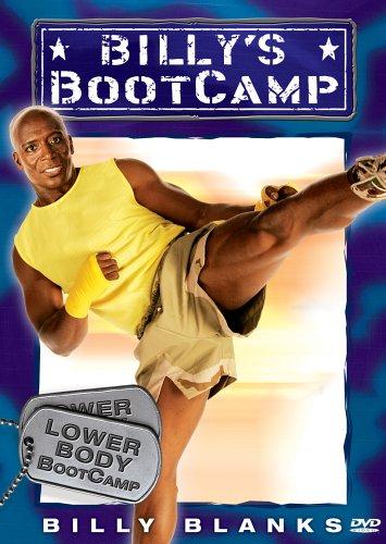 Preisvergleich Produktbild Billy Blanks - Lower Body Bootcamp [DVD] (2006) Blanks,  Billy (japan import)