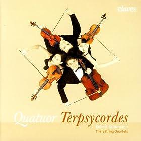 String Quartet No. 2 in F major, op. 41: Scherzo: Presto