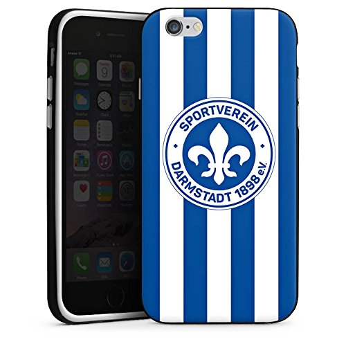 Apple iPhone X Silikon Hülle Case Schutzhülle Sport Sportverein Fußball Silikon Case schwarz / weiß