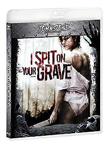 I Spit on Your Grave 1 - Tombstone con Card Tarocco da Collezione (Blu-Ray)