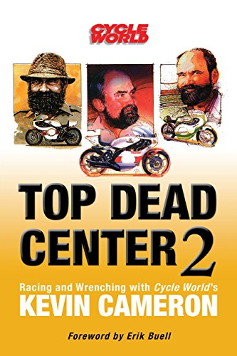 Top Dead Center 2: Racing and Wrenching with Cycle World's Kevin Cameron - Chassis-black-box