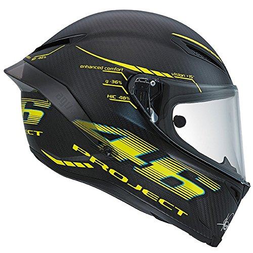 Casco-Integrale-Per-Moto-AGV-Pista-Gp-Project-46-20-carbonio