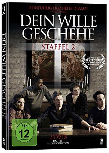 Bild von Dein Wille geschehe - Staffel 2 (limitiertes Mediabook mit 2 DVDs)