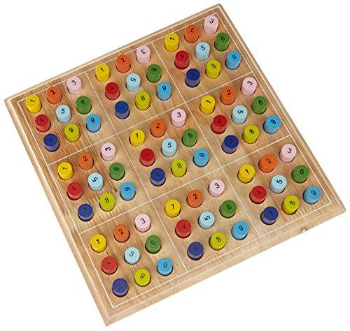 Sudoku, multicolor