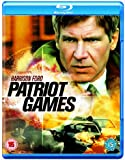 Patriot Games [Blu-ray] [1992] [Region Free]
