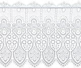 Plauener Spitze by Modespitze, Store Bistro Gardine Scheibengardine mit Stangendurchzug, hochwertige Stickerei, Höhe 35 cm, Breite 112 cm, Weiß