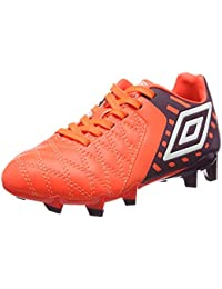 Umbro Unisex Kids' Medusæ II Club HG-Jnr Football Boots