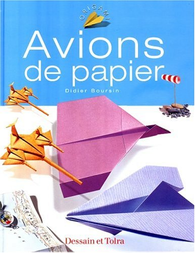 Avions de papier - Origami