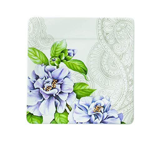 Villeroy & Boch 10-4380-2660 Assiette à Pain Porcelaine Rose 16,5 x 16,5 x 6,5 cm