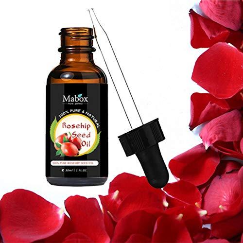 LCLrute Schönheits-Entwässerung Rose Oil 30ml natürliche Reine ätherische Öle Plant Therapy Lymphatische