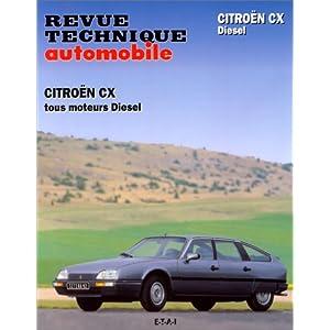 Revue technique automobile, N° 369 : Citroën CX diesel et CX diesel turbo-turbo 2