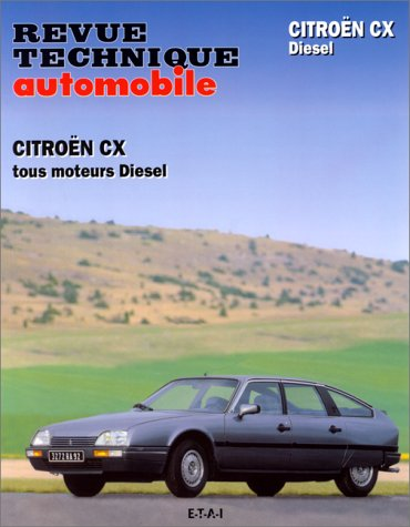 Revue technique automobile, N° 369 : Citroën CX diesel et CX diesel turbo-turbo 2