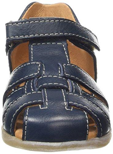 FRODDO Froddo Unisex Sandal, Sandales premiers pas mixte bébé Bleu - Bleu foncé