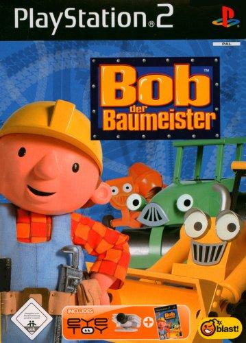 EyeToy: Bob der Baumeister inkl. Kamera