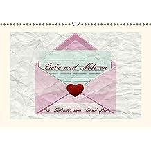 Liebe und Notizen (Wandkalender 2017 DIN A3 quer): Eine Liebeserklärung der besonderen Art (Monatskalender, 14 Seiten ) (CALVENDO Spass)