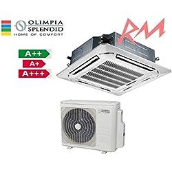 Olimpia Splendid Climatizzatore Inverter 24000 Btu A Cassetta Nexya S3