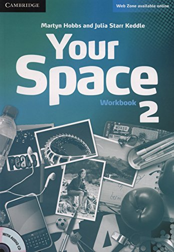 Your Space  2 Workbook with Audio CD - 9780521729291