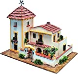 DOMUS Kits DOMUS kits40954Maßstab 1: 152,4cm arquitectura Triana Häuser Modell