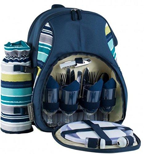 Atlantic 4persona termica da picnic set