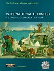 International Business: A Strategic Management Approach: Instructor's Manual