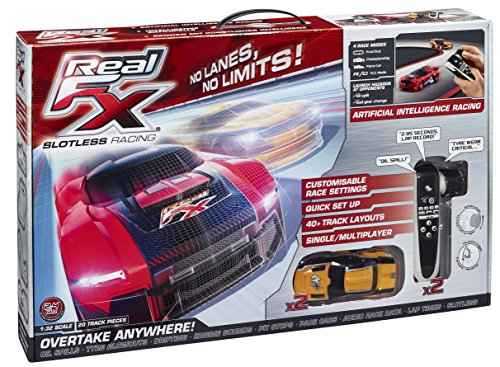 Real FX - Slotless Racing, Pista da corsa con macchinine e ...