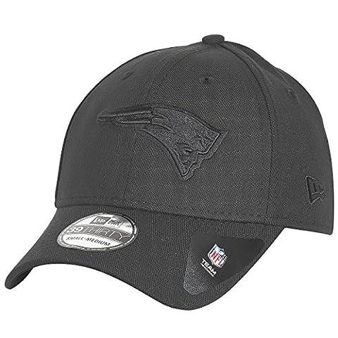Casquette 39THIRTY Bob Team England Patriots noir NEW ERA - Medium/Large