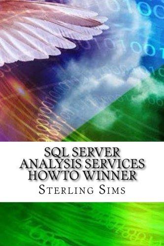 SQL Server Analysis Services HowTo Winner Sterling Server