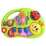 Skitic Baby-Schlagzeug-Tastatur-musikalische Spielwaren Kleinkind-Klavier-pädagogische Entwicklungs-Spielwaren lernende Lieder und Geschichte Bestes für Kindergeschenk