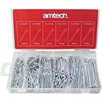 Am-Tech 500 piezas Surtido Chaveta Conjunto, S6260