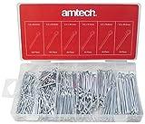 Am-Tech Assortiment de 500 goupilles fendues
