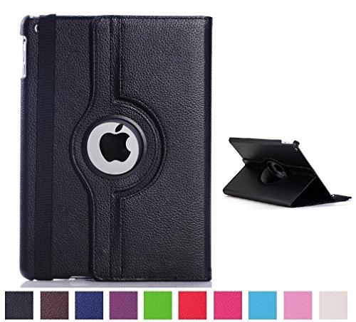 Moca PU Leather Folio Smart Flip Cover Case For Apple New Ipad...