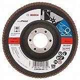 Bosch 2 608 605 452 - Disco de láminas - 115 mm, 22,23 mm, 80 (pack de 1)