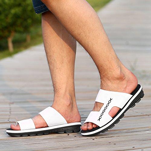 Gli Uomini Neri Casual Estate Pantofole Uomo Per Han In Uomini Scarpe Rdp Spiaggia S6pPvq77
