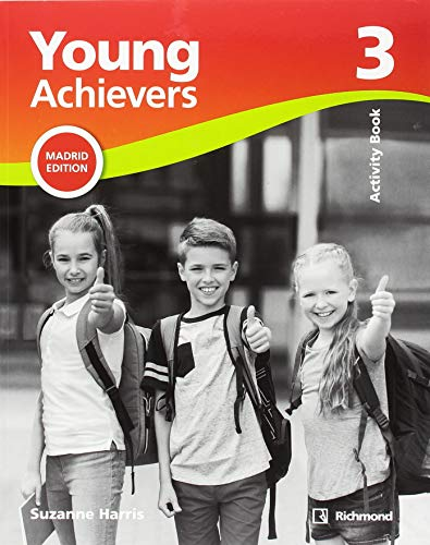 MADRID YOUNG ACHIEVERS 3 ACTIVITY PACK