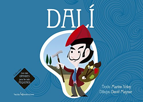 Dalí (eng.) (Big names for small people) por Marià Veloy Planas