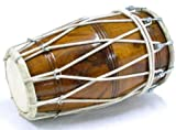 SG Musical sheesham wood studio style dholak(dholki)