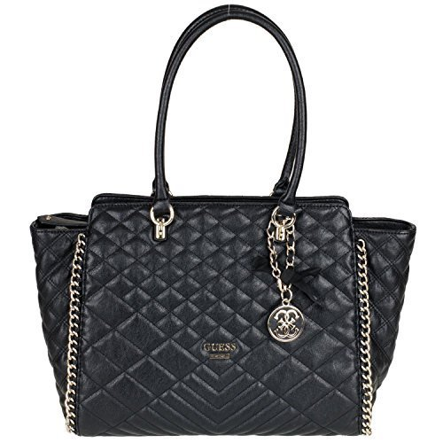 GUESS LUCIE AVERY CARRYALL VG504523-BLACK