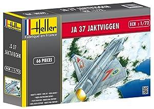 Heller 80309  - Saab-37 Sí Jaktviggen importado de Alemania