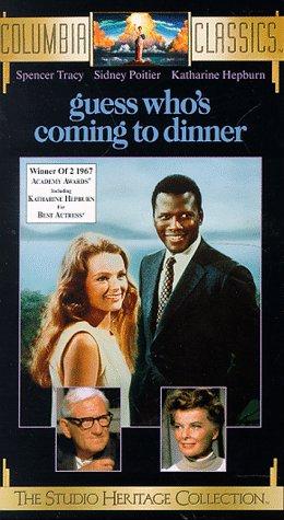 Preisvergleich Produktbild Guess Who's Coming to Dinner [VHS]