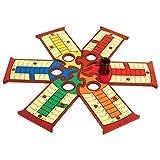 Spiele der Antike–Spiel-Tisch, Buche (Games Pico Pao 407-e)