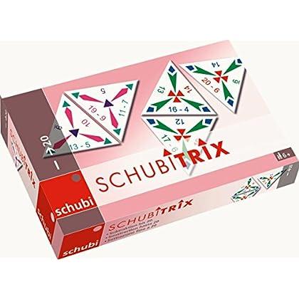 SCHUBITRIX Mathematik. Subtraktion bis 20