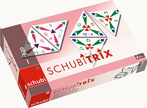 SCHUBITRIX Mathematik. Subtraktion bis 20