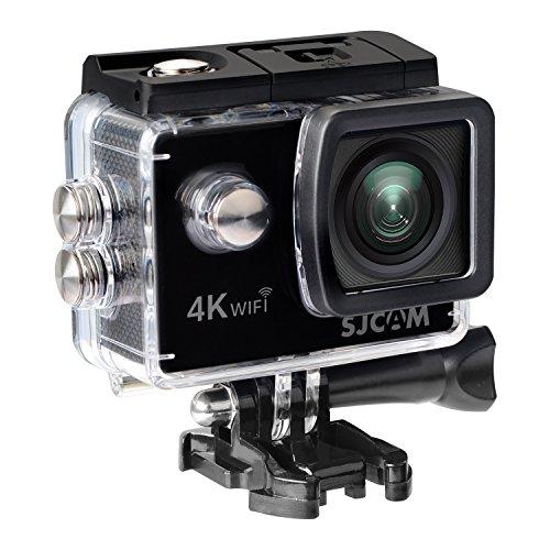 SJCam SJ4000 AIR - Videocámara (4K, 16 MP, WIFI, pantalla trasera 2