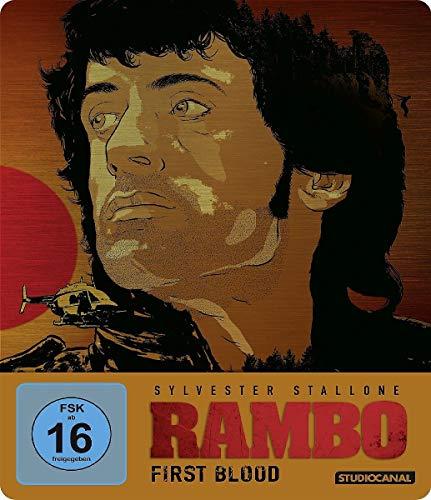 Rambo - First Blood / Limited SteelBook Edition [Blu-ray]