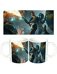 Tomb Raider Lara Croft And The Guardian Of Light Tasse Mug