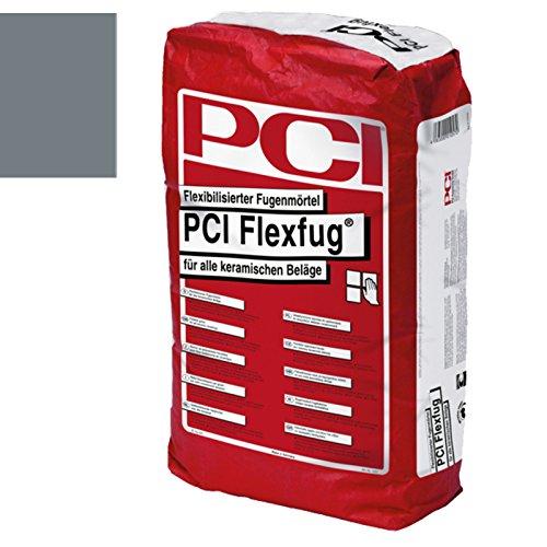 PCI FLEXFUG Flexibilisierter Fugenmörtel 25 kg Basalt Nr.19